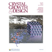Crystal Growth & Design: Volume 11, Issue 8