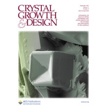 Crystal Growth & Design: Volume 11, Issue 9