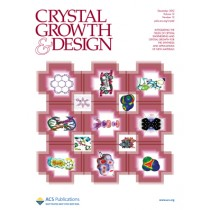 Crystal Growth & Design: Volume 12, Issue 12