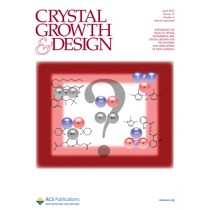 Crystal Growth & Design: Volume 13, Issue 4