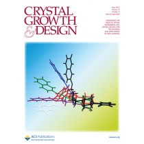 Crystal Growth & Design: Volume 13, Issue 5