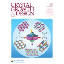 Crystal Growth & Design: Volume 13, Issue 6