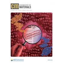 Chemistry of Materials: Volume 32, Issue 18