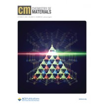 Chemistry of Materials: Volume 32, Issue 20
