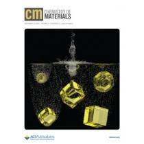 Chemistry of Materials: Volume 32, Issue 21