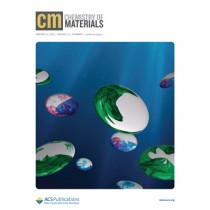 Chemistry of Materials: Volume 33, Issue 1