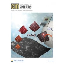 Chemistry of Materials: Volume 26, Issue 24