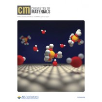 Chemistry of Materials: Volume 27, Issue 5