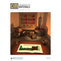 Chemistry of Materials: Volume 29, Issue 3