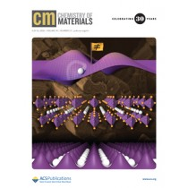 Chemistry of Materials: Volume 30, Issue 13
