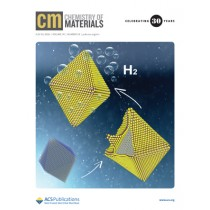 Chemistry of Materials: Volume 30, Issue 14