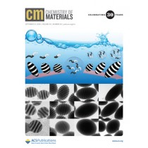 Chemistry of Materials: Volume 30, Issue 18