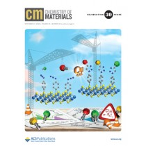 Chemistry of Materials: Volume 30, Issue 22