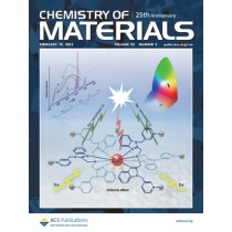 Chemistry of Materials: Volume 25, Issue 3