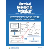 Chemical Research in Toxicology: Volume 29, Issue 6