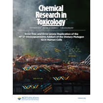 Chemical Research in Toxicology: Volume 29, Issue 9