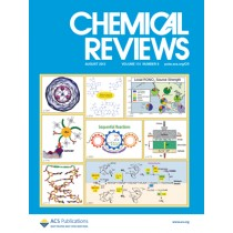 Chemical Reviews: Volume 113, Issue 8
