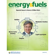 Energy & Fuels: Volume 34, Issue 12