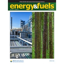 Energy and Fuels: Volume 30, Issue 7