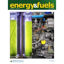 Energy and Fuels: Volume 30, Issue 8