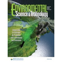 Environmental Science & Technology: Volume 53, Issue 15