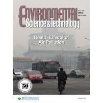 Environmental Science and Technology: Volume 50, Issue 10