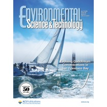 Environmental Science and Technology: Volume 50, Issue 8