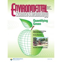 Environmental Science & Technology: Volume 44, Issue 10