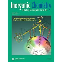 Inorganic Chemistry: Volume 49, Issue 6