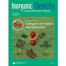 Inorganic Chemistry: Volume 49, Issue 8