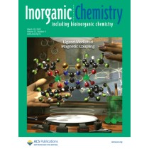Inorganic Chemistry: Volume 51, Issue 6