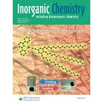 Inorganic Chemistry: Volume 52, Issue 2