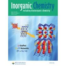 Inorganic Chemistry: Volume 52, Issue 6