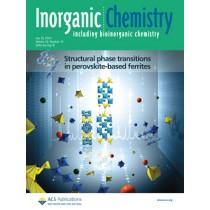 Inorganic Chemistry: Volume 52, Issue 14