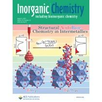 Inorganic Chemistry: Volume 52, Issue 15