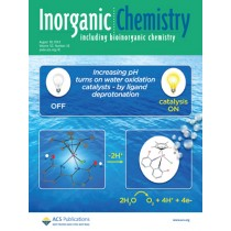 Inorganic Chemistry: Volume 52, Issue 16