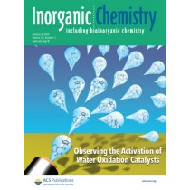 Inorganic Chemistry: Volume 53, Issue 1