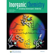 Inorganic Chemistry: Volume 53, Issue 3