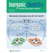 Inorganic Chemistry: Volume 53, Issue 6