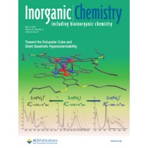 Inorganic Chemistry: Volume 53, Issue 9