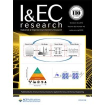 Industrial & Engineering Chemistry Research: Volume 58, Issue 43