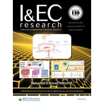 Industrial & Engineering Chemistry Research: Volume 58, Issue 46