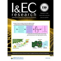 Industrial & Engineering Chemistry Research: Volume 58, Issue 48