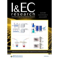 Industrial & Engineering Chemistry Research: Volume 59, Issue 14