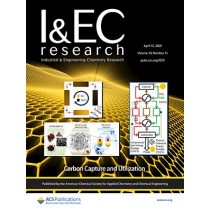 Industrial & Engineering Chemistry Research: Volume 59, Issue 15