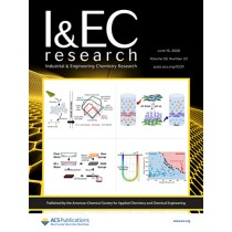 Industrial & Engineering Chemistry Research: Volume 59, Issue 23