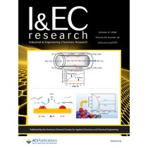 Industrial & Engineering Chemistry Research: Volume 59, Issue 42