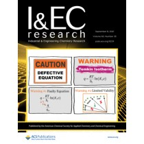 Industrial & Engineering Chemistry Research: Volume 60, Issue 35
