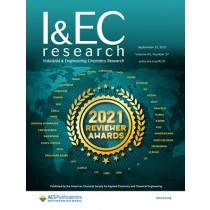 Industrial & Engineering Chemistry Research: Volume 60, Issue 37