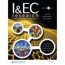 Industrial and Engineering Chemistry Research: Volume 55, Issue 21